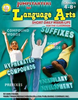 Jumpstarters for Language Arts