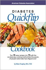 Diabetes Quickflip Cookbook