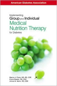 Implementing Group and Individual Medical Nurition Therapy for Diabetes