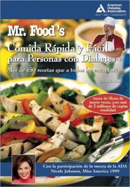 Mr. Food's Comida Rapida y Facil para Persons con Diabetes