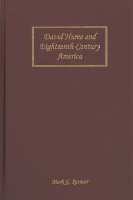 Hume and Eighteenth-Century America