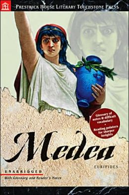 Medea (Prestwick House Literary Touchstone Press)