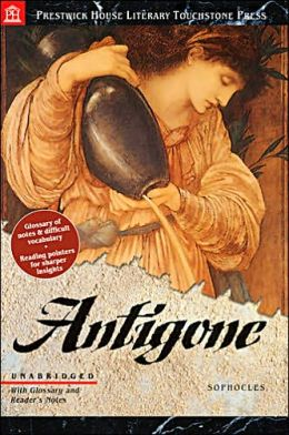 Antigone (Prestwick House Literary Touchstone Press Series)