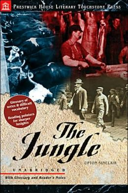 a literary analysis of the characters in the jungle by upton sinclair Detailed analysis of in upton sinclair's the jungle learn all about how the in the jungle such as jurgis and ona contribute to the story and how they fit into the plot.