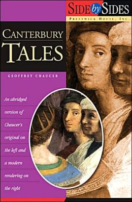 Canterbury Tales (Side by Sides Series)