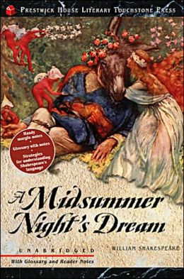 A Midsummer Night's Dream (Prestwick House Literary Touchstone Classics Series)