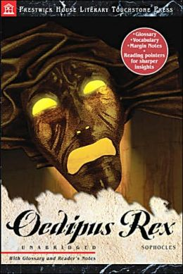 oedipus rex paperback Oedipus rex revised edition by sophocles, r d dawe available in trade paperback on powellscom, also read synopsis and reviews revised edition of dr dawe's bestselling edition as in the first edition, the commentary tackles.