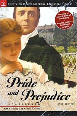 Pride and Prejudice (Prestwick House Literary Touchstone Press)