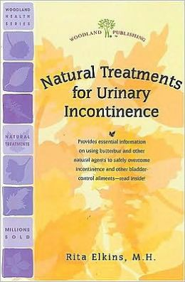 Natural Treatments for Urinary Incontinence