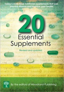 20 Essential Supplements