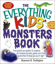 Everything Kids' Monsters (Everything)