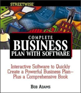 Streetwise Complete Business Plan / Software