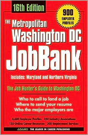 Washington, D.C. Job Bank