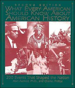 What Every American Should Know About American History: 200 Events That Shaped the Nation