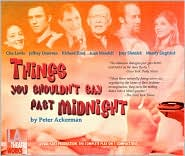 Things You Shouldn't Say Past Midnight (1 CD)