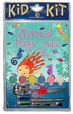 Mermaid Things to Make and Do Kid Kit