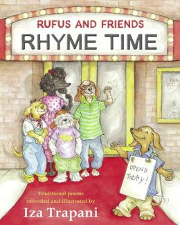 Rufus and Friends Rhyme Time