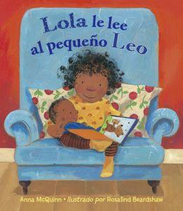 Lola lee para Leo