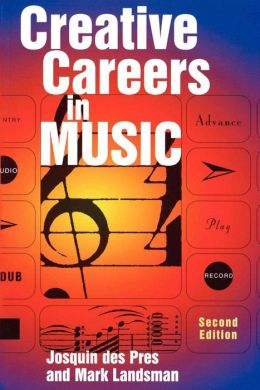 Creative Careers in Music, 2nd edition