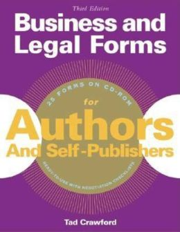 Business and Legal Forms for Authors & Self-Publishers