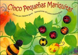 Cinco pequenas mariquitas