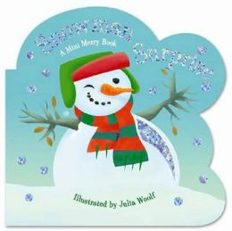 Mini Merry Book Snowman Surprise!