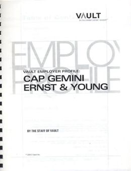 Cap Gemini Ernst and Young
