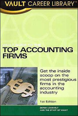 Vault Guide to the Top Accounting Firms