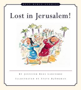 Lost in Jerusalem!