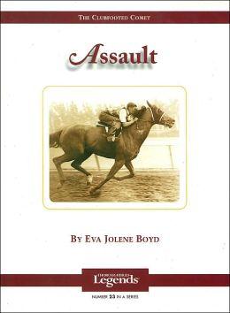 Assault (Thoroughbred Legends #23)