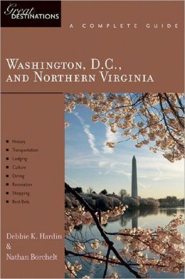 Explorer's Guides: Washington DC & Northern Virginia: A Complete Guide