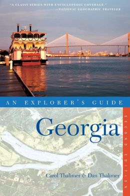 Explorer's Guide Georgia