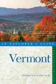 Book Cover Image. Title: Explorer's Guide Vermont, Author: Alice Levitt