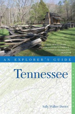 Explorer's Guide Tennessee (Explorer's Complete)