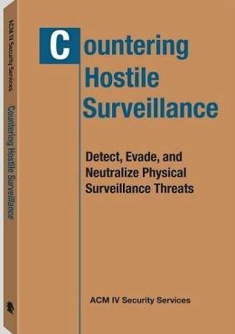 Countering Hostile Surveillance: Detect, Evade, and Neutralize Physical Surveillance Threats