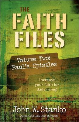 The Faith Files Vol. 2, Paul's Epistles
