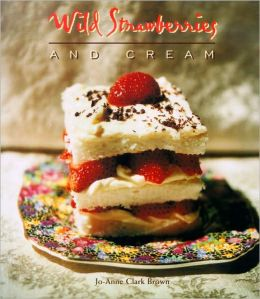 Wild Strawberries and Cream