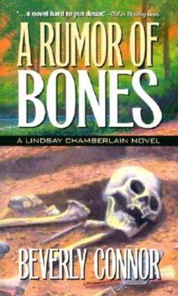 A Rumor of Bones (Lindsay Chamberlain Series #1)