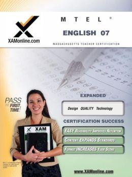 MTEL English 07