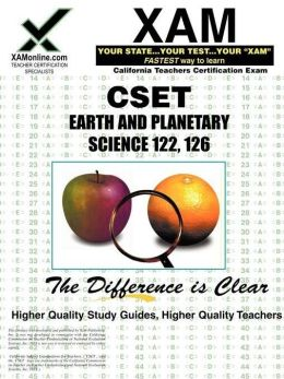 CSET Earth and Planetary Science 122, 126