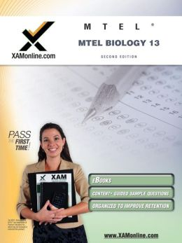 MTEL Biology 13