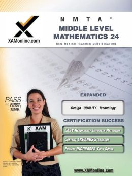 NMTA: Middle Level Mathematics 24