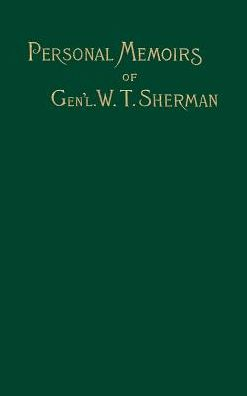 Personal Memoirs of General W. T. Sherman