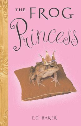 The Frog Princess (The Tales of the Frog Princess Series #1)