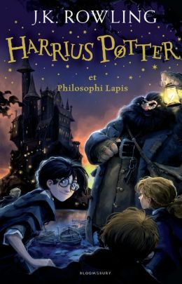 Harrius Potter et philosophi lapis (Harry Potter and the Philosopher's Stone)