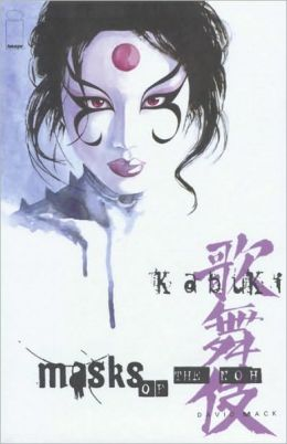 Kabuki, Volume 3: Masks of the Noh