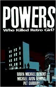 Powers, Volume 1: Who Killed Retro Girl?