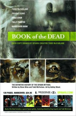 Spawn: The Book of the Dead