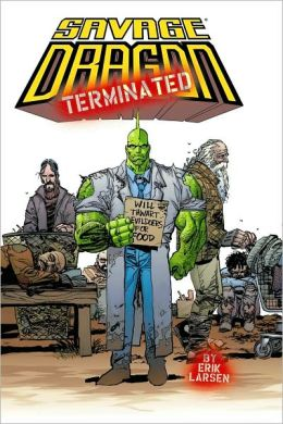 Savage Dragon, Volume 8: Terminated