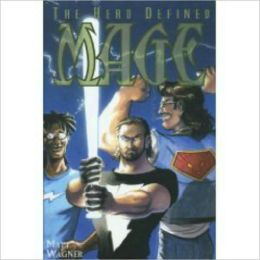 Mage, Volume 2: The Hero Defined